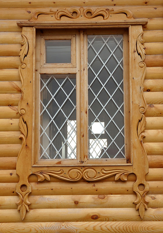 Резные наличники на окна деревянные своими руками