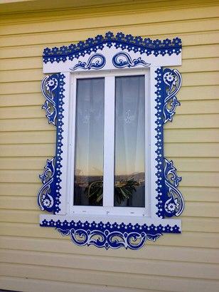 Сделать пластиковые наличники на окна своими руками