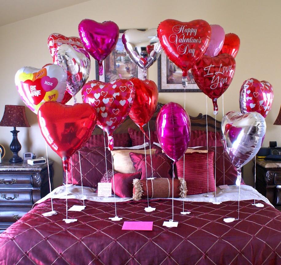 Романтичный подарок для девушки своими руками