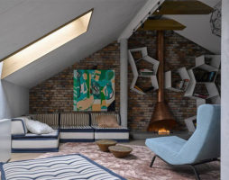 Квартира на мансардном этаже или дача на балтийском побережье