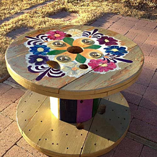 стол для дачи своими руками