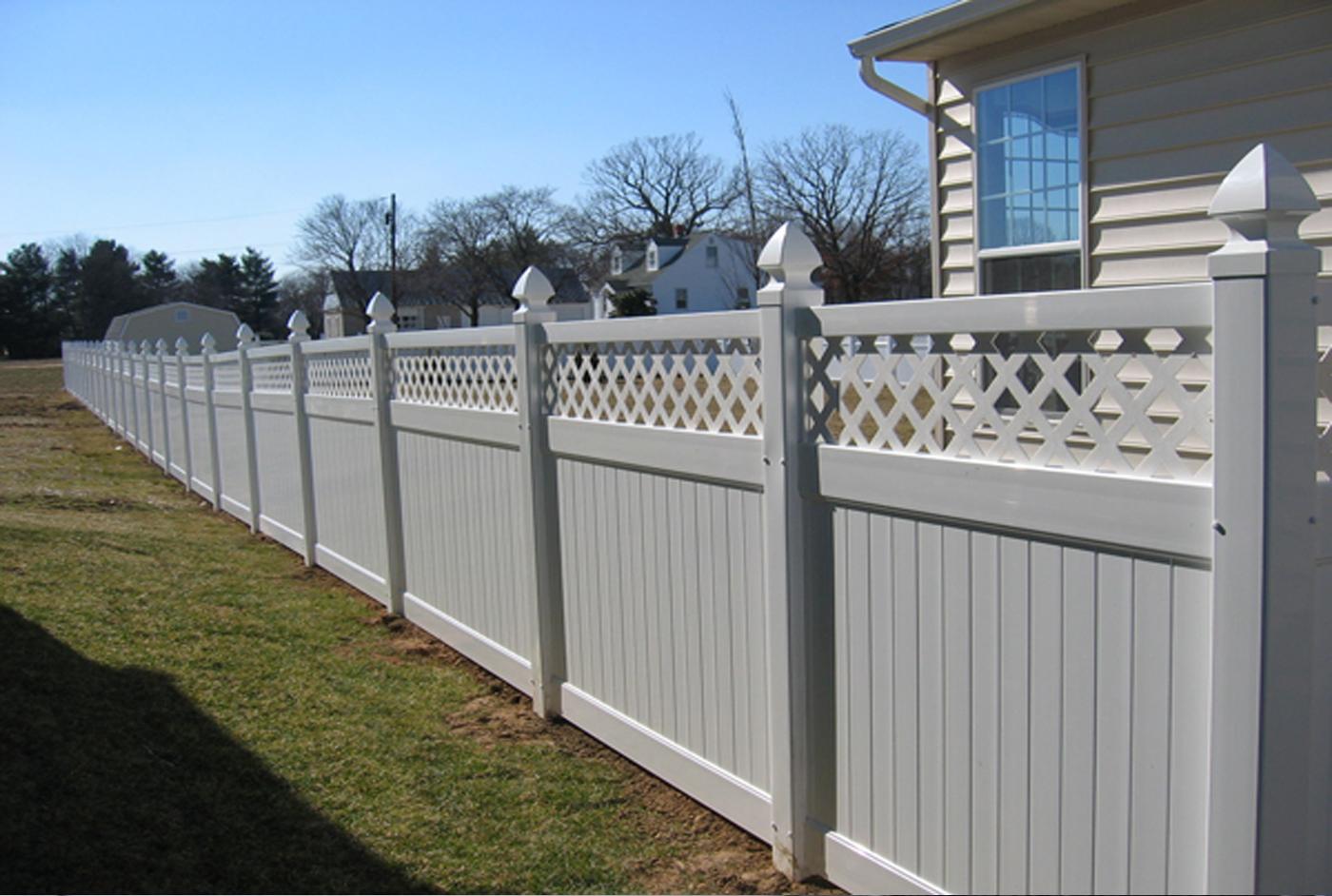 Как сделать недорогой забор для дачи