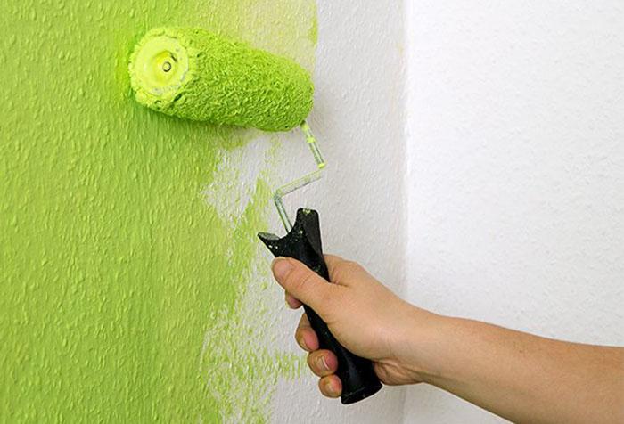 универсальная акриловая краска для стен и потолков в интернет-магазине