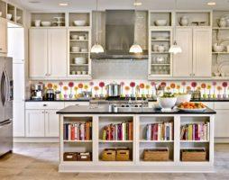 Фартук из пластика – новый тренд в оформлении кухни