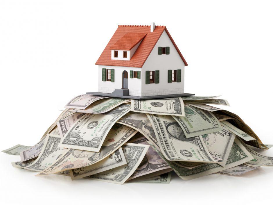 Картинка домик и деньги