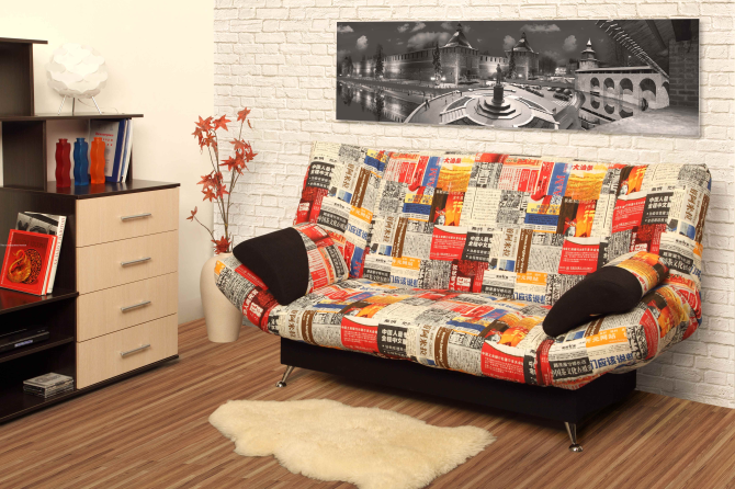 механизмы трансформации диванов