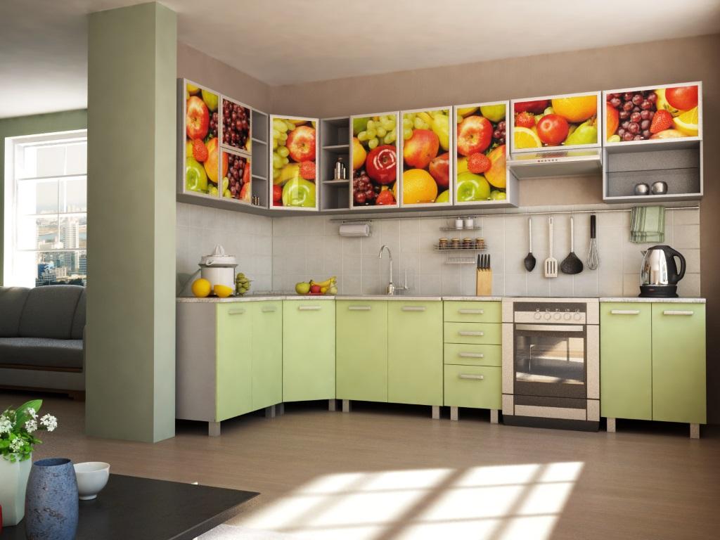 фотопленка для кухни счастливого