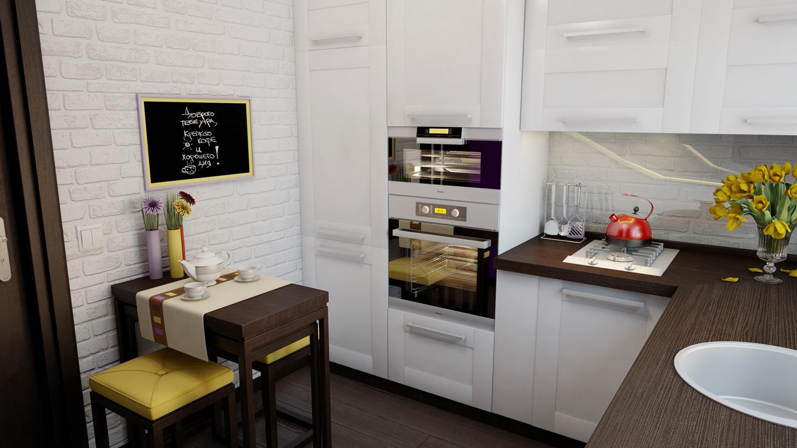 стильная кухня  № 541917 загрузить
