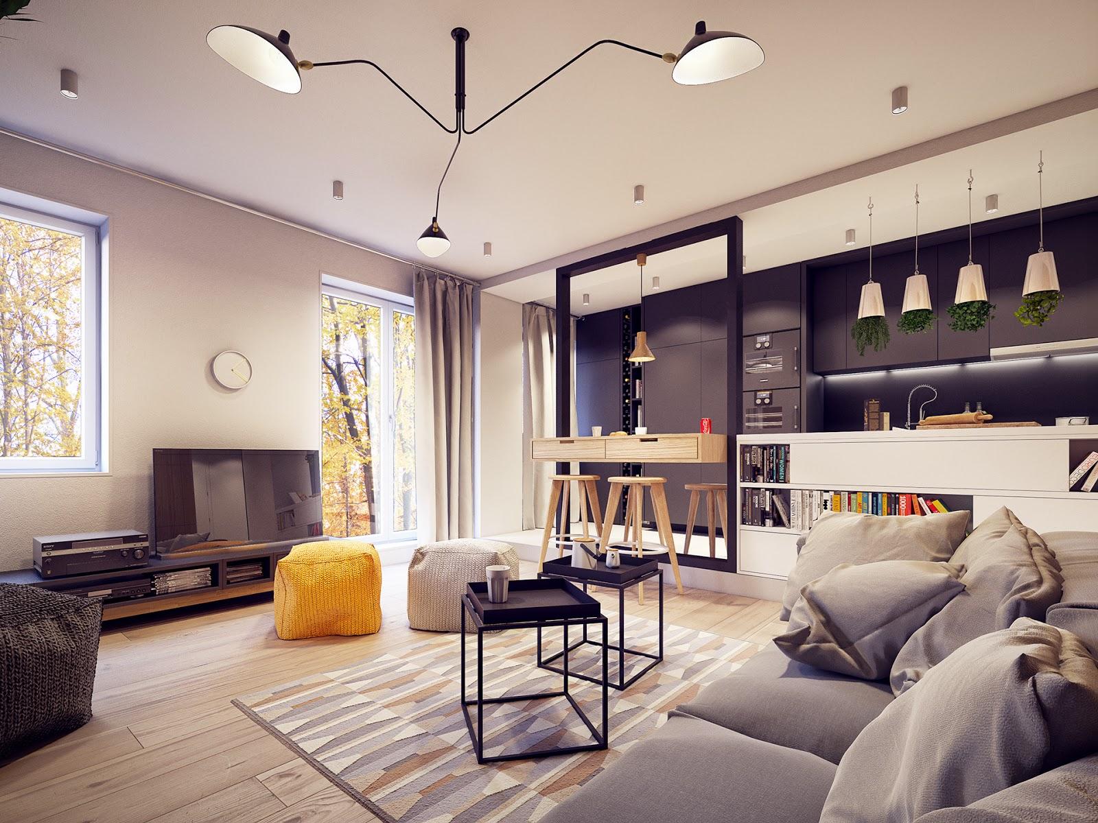 Лучшие интерьеры и мебель дизайн и многое другое