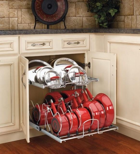 Идеи хранения для кухни фото