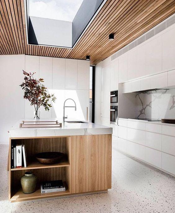 Дизайн потолков: современное видение, фото примеров