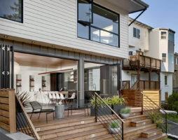 Дом в стиле Mid-century – новый тренд или хорошо забытое старое