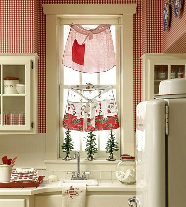 Короткие занавески на кухню своими руками оригинальные идеи