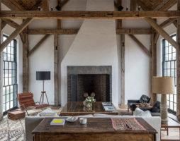 Современный фермерский дом – магия в деталях