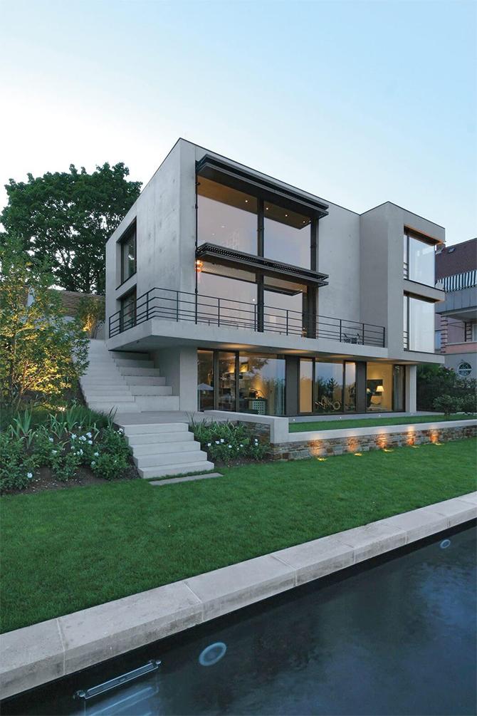 Практичная архитектура дома
