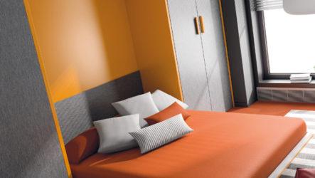 Как рационально обустроить спальное место в интерьере