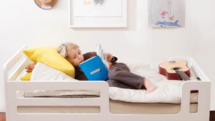 Бортики в детских кроватках