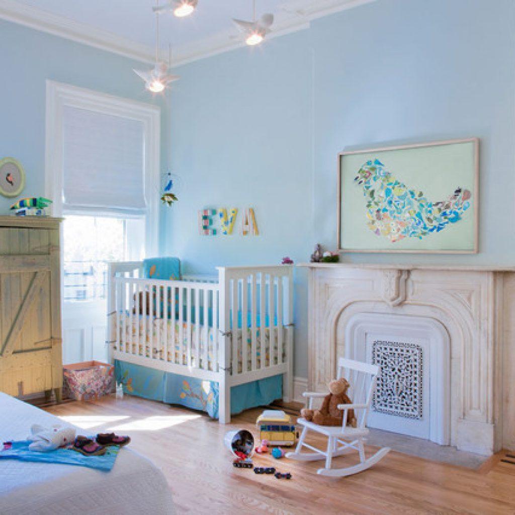 Идеи детских комнат для новорожденных