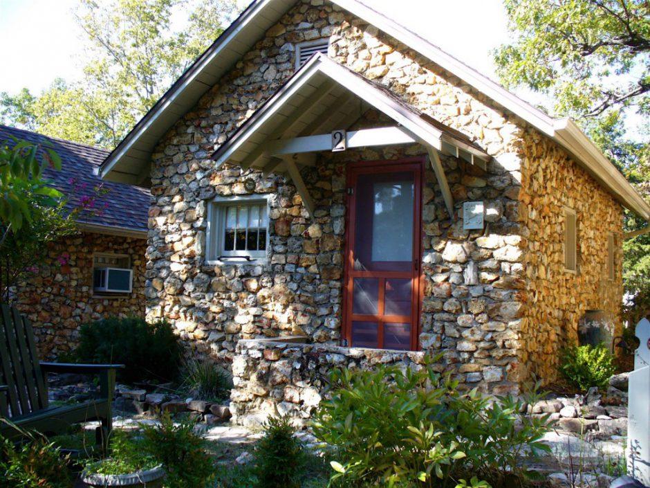 Дом из камней своими руками 94