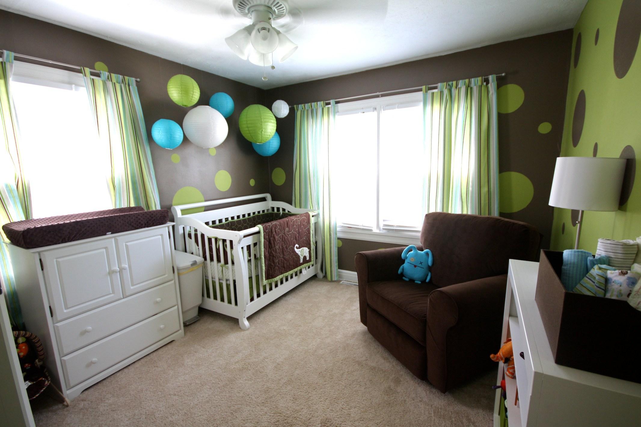 Полы в детской комнате, виды и особенности - фото примеров.