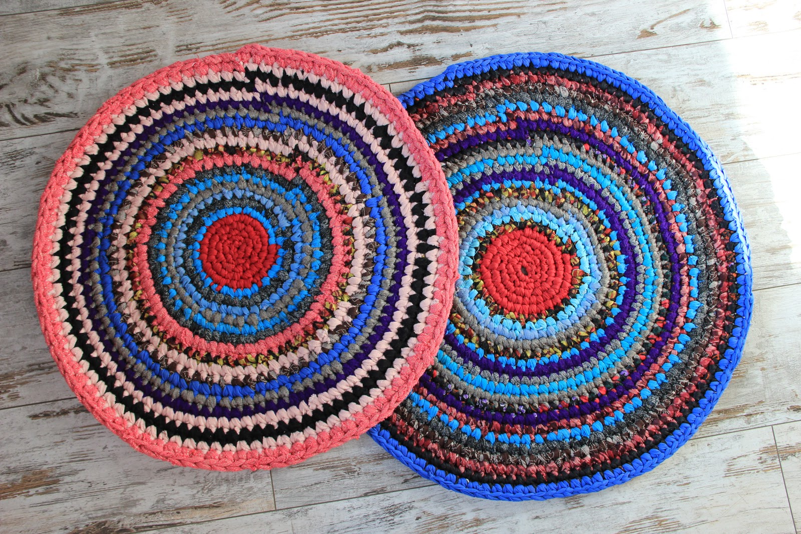 Картинки вязание крючком коврик, открытки новогодние