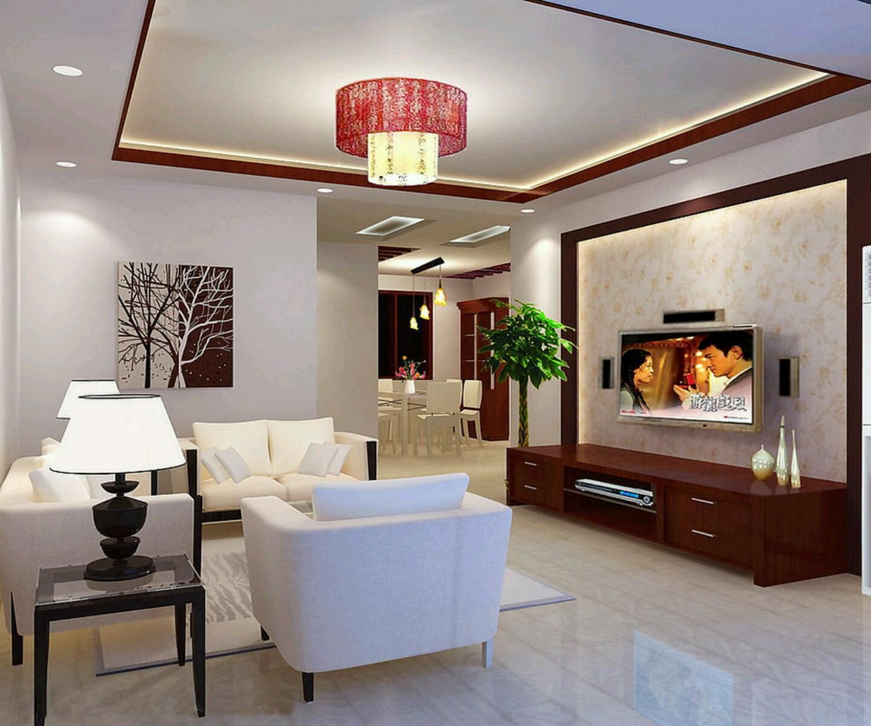 потолки в гостиную картинки