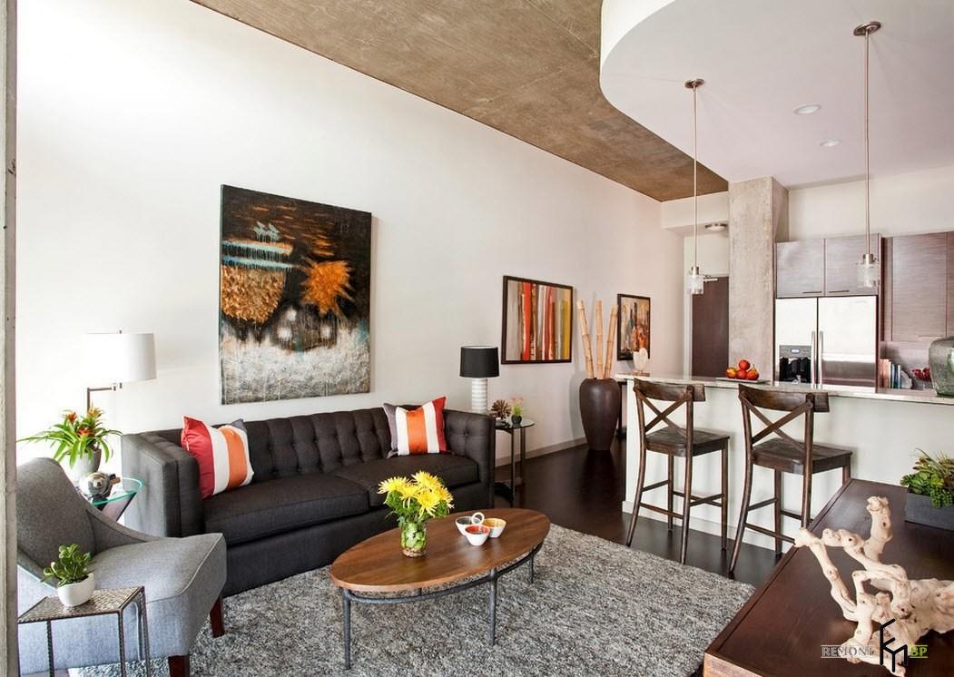 Интерьеры квартир фото маленьких квартир