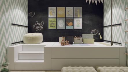 Кровать подиум в вашем доме