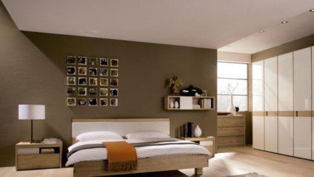 Виды, цветовые решения и дизайн натяжных потолков для спальни