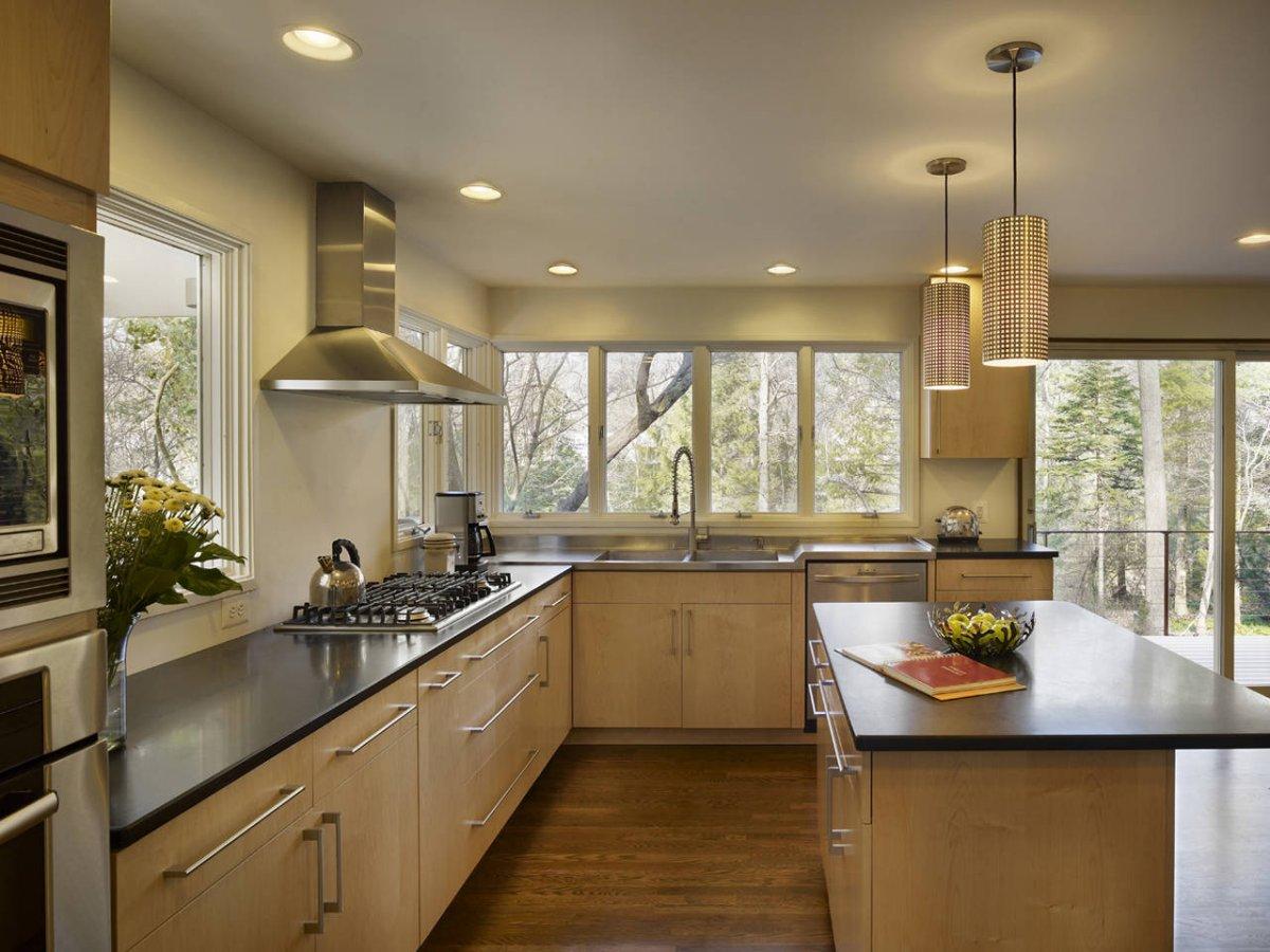 кухни в частных домах фото миланская кухня