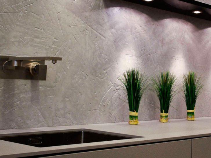 отделка стен на кухне