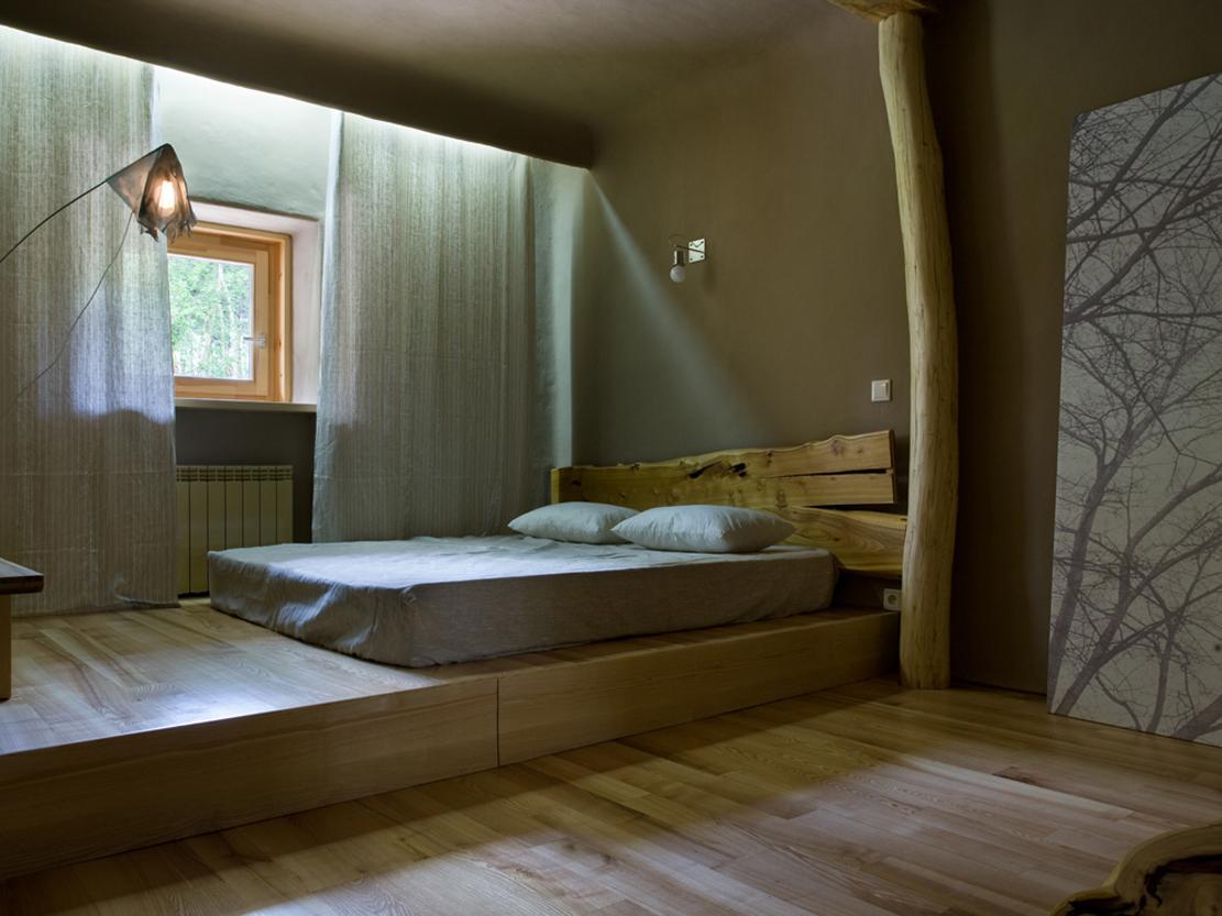 Кровать на полу своими руками фото 21