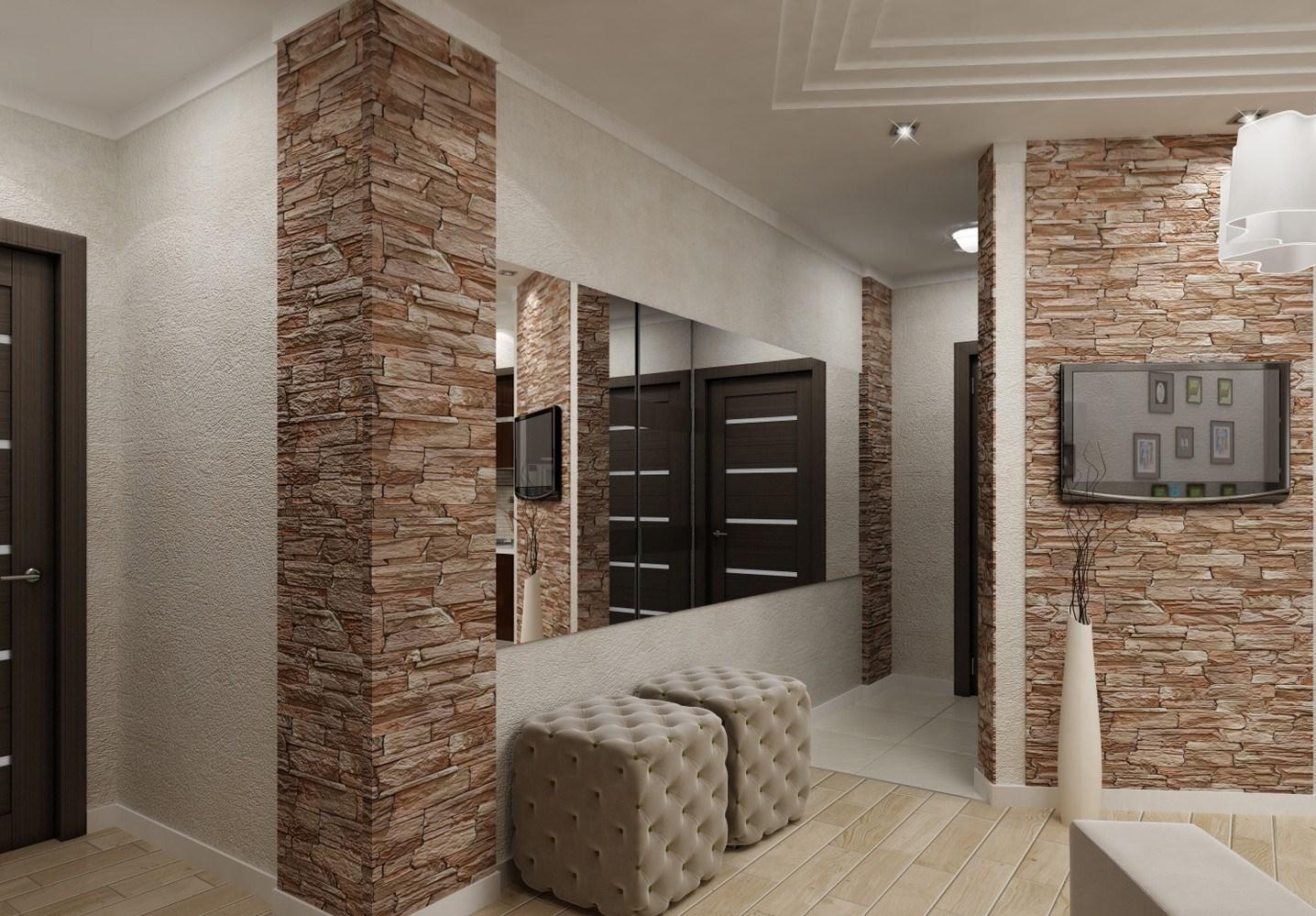 моря дизайн прихожей в квартире фото с камнем эверстов
