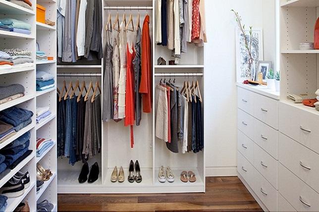 Мини гардеробная, какие бывают и в какой комнате лучше разме.