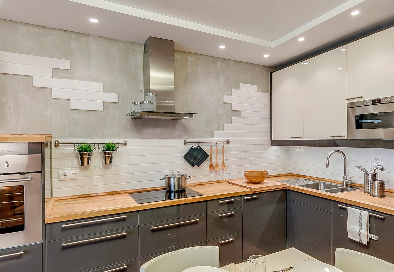 Плитка на стены на кухню дизайн