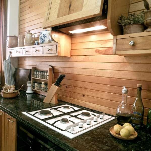 стеновые панели для кухни