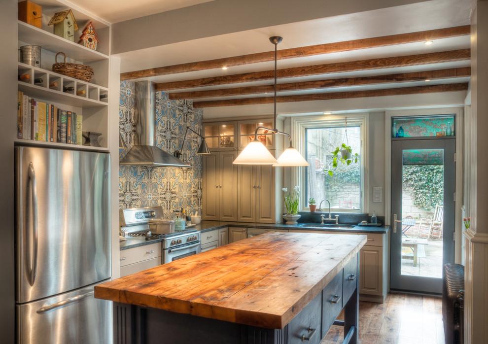 Небольшие кухни дизайн в частном доме