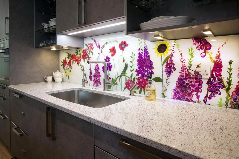 Декоративные картины на стекле скинали цены стеновые панели скинали для кухни зов