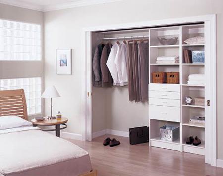 Шкаф в спальне своими руками 28