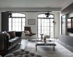 Современная квартира в самом сердце лондонского Сохо