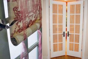 Шторы на двери и дверные проемы