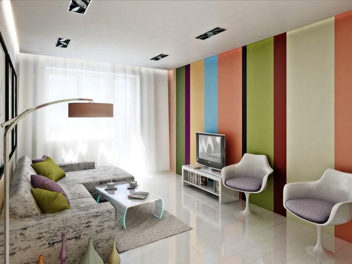 Идеи для маленькой квартиры студии— какие шторы увеличивают пространство