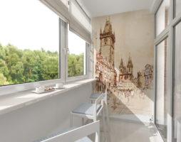 Что лучше: застеклённый балкон или открытый?