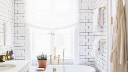 Малогабаритная ванная комната: интерьерные перипетии