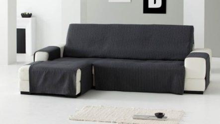 Накидка на диван: как украсить и защитить мебель