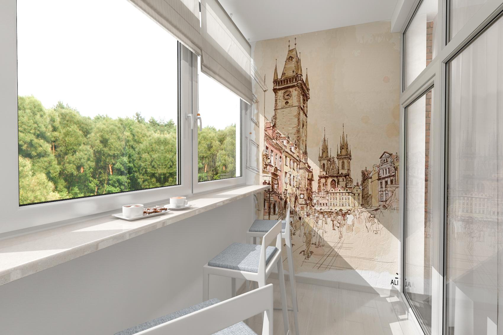 Что лучше: застеклённый балкон или открытый?.