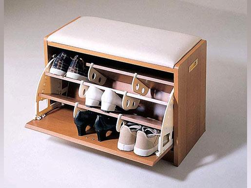 тумба для обуви с сидением