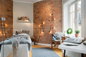 Декоративные кирпичи на стену