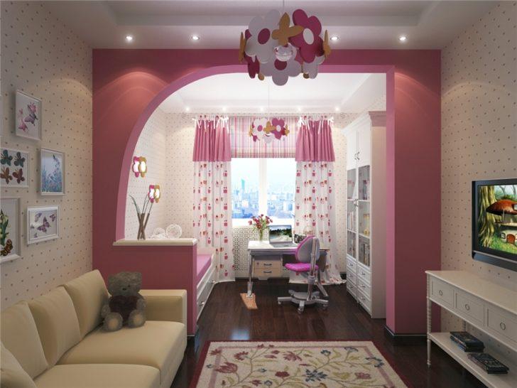 Дизайн однокомнатной квартиры с ребенком - примеры интерьера 44