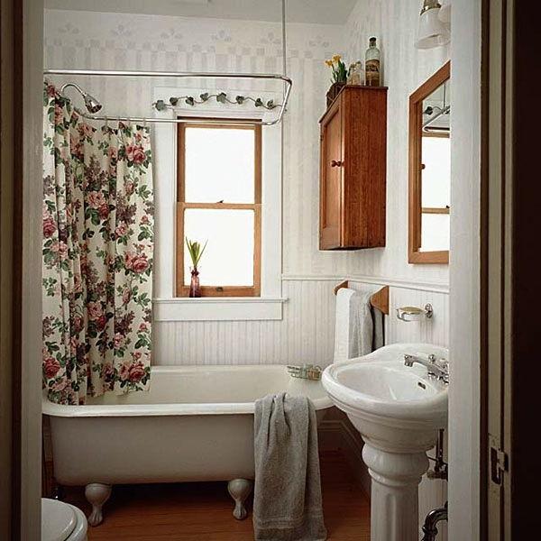 малогабаритная ванная комната